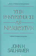The Pentateuch as Narrative