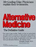 Alternative Medicine Book PDF