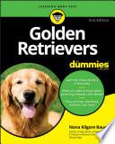 """Golden Retrievers For Dummies"" by Nona K. Bauer"