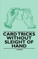 Card Tricks Without Sleight of Hand [Pdf/ePub] eBook