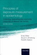 Principles of Exposure Measurement in Epidemiology