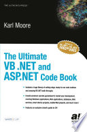 The Ultimate VB  NET and ASP NET Code Book