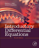 Introductory Differential Equations Book