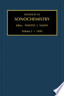 Advances In Sonochemistry 1999 Book PDF