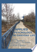 Applied Psychology in Everyday Life Book
