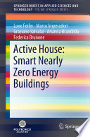 Active House: Smart Nearly Zero Energy Buildings