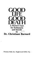 Good Life Good Death