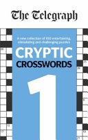 The Telegraph Cryptic Crosswords 1