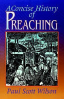 A Concise History of Preaching