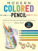 Modern Colored Pencil