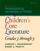 Sourcebook of Phonological Awareness Activities, Volume III Children's Classic: Literature, Grades 3 to 5 ebook