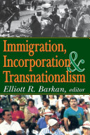 Immigration, Incorporation and Transnationalism Pdf/ePub eBook