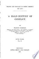 A Half Century of Conflict Book