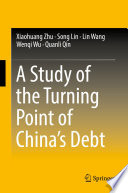 A Study of the Turning Point of China   s Debt