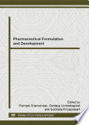 Pharmaceutical Formulation and Development