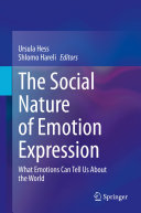 The Social Nature of Emotion Expression