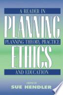 Planning Ethics
