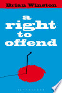 A Right to Offend Book PDF