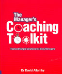 The Manager's Coaching Toolkit
