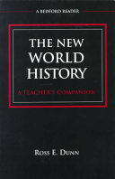 The New World History Book