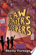 The Law Of Finders Keepers Book PDF
