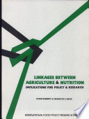 Linkages Between Agriculture And Nutrition Book PDF