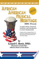 African American Musical Heritage