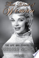 That Kind of Woman  The Life and Career of Barbara Nichols