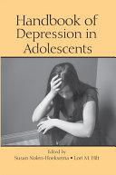 Handbook of Depression in Adolescents