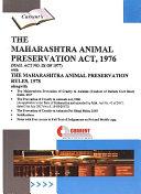 The Maharashtra Animal Preservation Act  1976