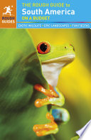 The Rough Guide to South America On a Budget Book PDF