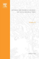 Pdf Optimal Shutdown Control of Nuclear Reactors by Milton Ash