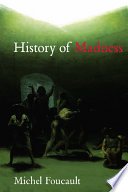 History of Madness Book