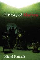 Pdf History of Madness