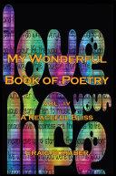 My Wonderful Book of Poetry Vol. Iv