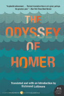 Pdf The Odyssey of Homer