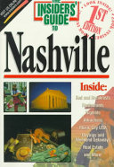 Pdf The Insiders' Guide to Nashville