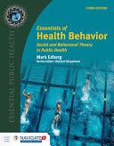Essentials Of Health Behavior Book PDF