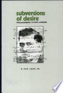 Subversions Of Desire