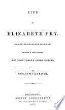 Life of Elizabeth Fry Pdf/ePub eBook