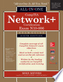 CompTIA Network  All In One Exam Guide  Sixth Edition  Exam N10 006  Book