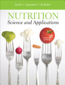 Nutrition  Science and Applications  First Canadian Edition Book