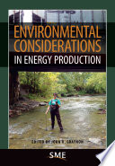 Environmental Considerations in Energy Production Book
