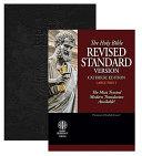 RSV Catholic Bible
