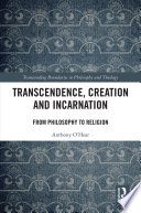 Transcendence  Creation and Incarnation
