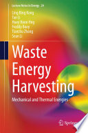 Waste Energy Harvesting Book