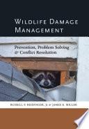 Wildlife Damage Management