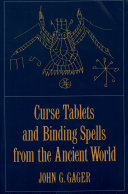 Pdf Curse Tablets and Binding Spells from the Ancient World