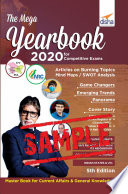 (Free Sample) The Mega Yearbook 2020 for Competitive Exams - 5th Edition