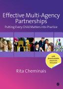 Effective Multi-Agency Partnerships Pdf/ePub eBook